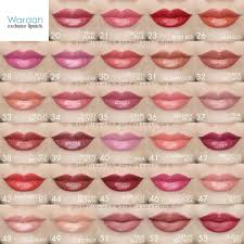 Lipstik Wardah lip swatch wardah exclusive lipstick lippielust 2 lippielust