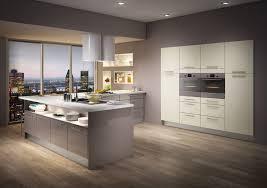 cuisine moderne avec ilot central cuisine modele cheap cuisine bnisterie modle with cuisine modele