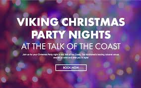 viking christmas parties pages