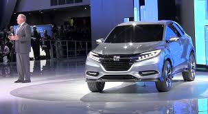 watch the honda urban suv concept debut at the detroit auto show