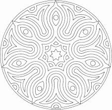 coloring pages special mandala picture 65