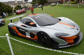 mclaren concept mclaren p1 gtr concept pebble beach 2014 autonation photos alfino