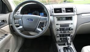 2011 Ford Fusion Interior 2011 Ford Fusion Interior Images Reverse Search