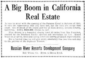 Springing Power Of Attorney by 1914 Santa Rosa History