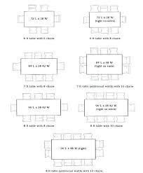 average round table size average dining room table size menorcatessen com