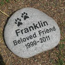 dog stones pet stones pet memorial stone pet monuments