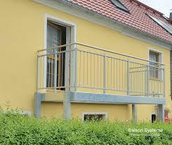 holzgelã nder balkon wohnzimmerz anbau balkon with anbau und vorstellbalkone herling