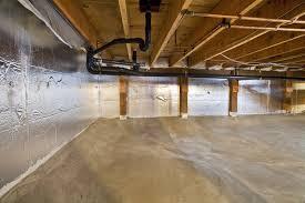 midwest basement tech vapor barrier in springfield mo basement