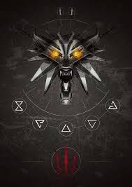 Interior Design For Living Room Archives Artiora Design The Witcher 3 Wild Hunt Inspired Poster With The Wolf School