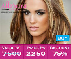 haircut deals lahore alle nora annie s signature salon and studio chalo pk