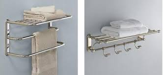 bathroom towel racks ideas bathroom towel storage ideas 14 smart and easy ways small room