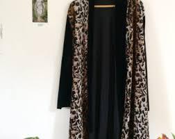 robe de chambre en velours peignoirs et robes de chambre pour femmes vintage etsy fr