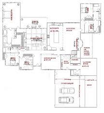 Western Homes Floor Plans by 100 Duggar Family House Floor Plan Interesting Luxury