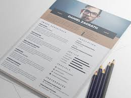 Resume Indesign Template Free 130 New Fashion Resume Cv Templates For Free Download 365 Web