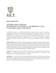 faculty application cover letter cover letter for phd application in biological sciences image