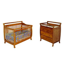 Convertible Crib Nursery Sets On Me Liberty Two 4 In 1 Convertible Crib Nursery Set