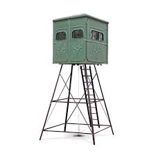 the buck palace 6x6 platinum 360 hunting blind redneck blinds