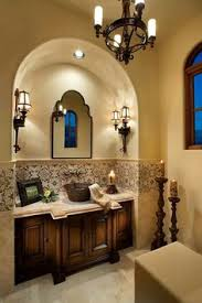 Tuscan Bathroom Lighting Luxurious Tuscan Bathroom Decor Ideas 72 Bathroom Designs