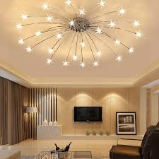 Bedroom Chandelier Lighting Modern Led Chandelier For Living Dining Room Bedroom Chandelier