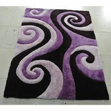 Purple And Black Area Rugs Strikingly Purple And Black Rug Discount Overstock Wholesale Area