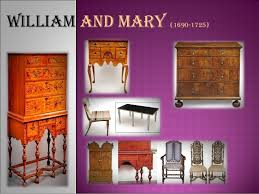 William And Mary Chair Furniture Styles Development Timeline