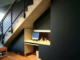 bureau sous escalier bureau sous escalier bureau sous amenager un coin bureau sous un