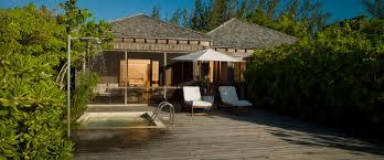 one bedroom beach houses turks and caicos luxury resort como
