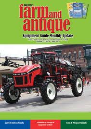 farm u0026 antique equipment guide by heartland communications group