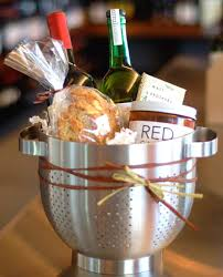 creative gift baskets creative christmas gifts