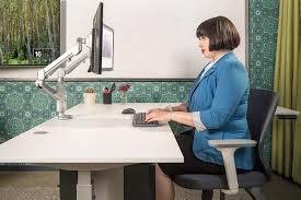 Standing Vs Sitting Desk by Moddesk Pro L Shaped Corner Standing Desk Multitable