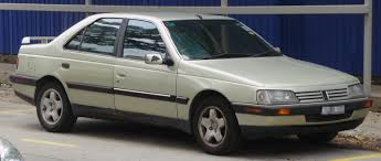 File Peugeot 405 First Facelift Front Kuala Lumpur Jpg