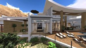 small budget contemporary villa project of 14 villas in angamaly