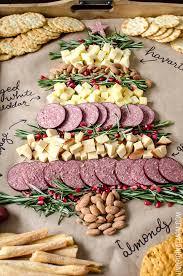 easy christmas tree cheeseboard holiday entertaining tips