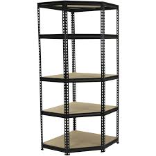 Corner Storage Shelves by Garage Storage Solutions Available From Bunnings Warehouse