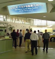 japan lexus factory tour got boondoggle japan day 1 toyota motor kyushu