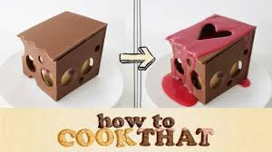 heart chocolate howtocookthat cakes dessert chocolate s magic