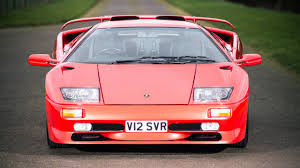 pictures of lamborghini diablo the last lamborghini diablo sv is up for sale top gear