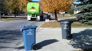 kitchener garbage collection brandon beats winnipeg in garbage up efficiency growing pains