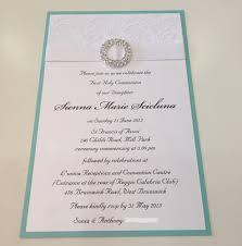 Invitation Card For Holy Communion Christening Invitations