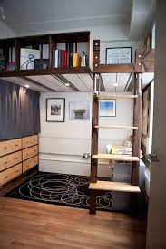 Beds That Have A Desk Underneath Mixing Work With Pleasure Loft Beds With Desks Underneath