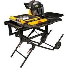 home depot black friday tile saw ridgid 10 in wet tile saw with stand r4092 the home depot