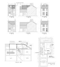 l shaped loft conversion plans terrace google search built in