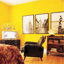 yellow room living room yellow paint photo urte house decor picture