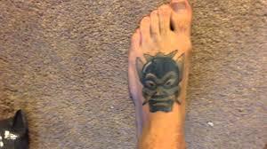 tattoos team gurren blue spirit youtube