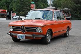 1973 bmw 2002 for sale 1973 bmw 2002 base sedan inka orange for sale photos