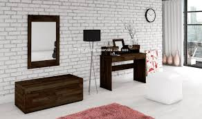 coiffeuse chambre coiffeuse chambre adulte bois massif zenno