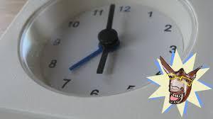 weird clocks väckis 1 ikea alarm clock review youtube