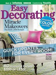 Easy Decorating Ideas For Home Easy Decorating Ideas Magazine Digital Discountmags Com