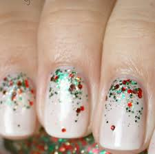 39 christmas themed nail art designs picsrelevant