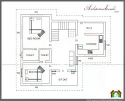 4 bed house plans kerala home floor plans sq ft low cost house plan home design and